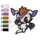 Digimon Baby Gomamon Embroidery Design
